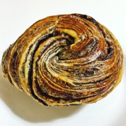 chocolate, brioche, swirl bread, sugar, croissant, muffin, babka